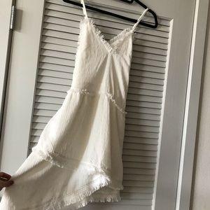 NWT FRINGE DRESS